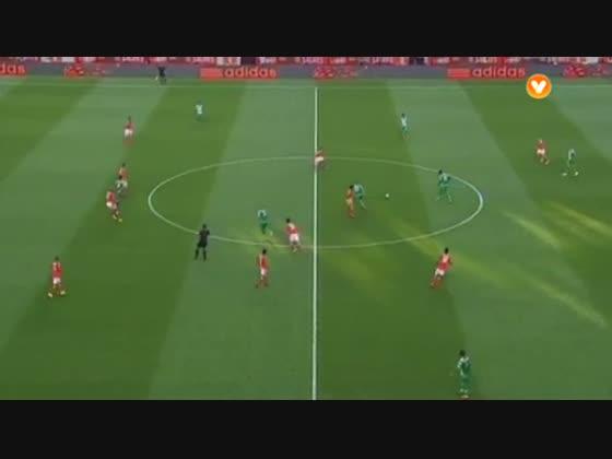 03J :: Benfica - 1 x Sporting - 1 de 2014/2015
