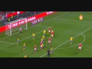 Benfica 3-1 Arouca - Golo de Pizzi (3min)