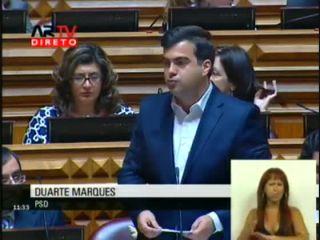 Duarte Marques defende o CNJ como Parceiro Social na Concertação Social