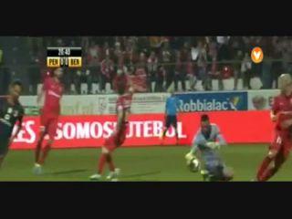 Resumo: Penafiel 0-3 Benfica (4 January 2015)