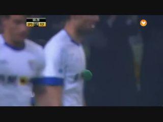 Sporting CP 4-0 Famalicão - Golo de Paulo Oliveira (68min)