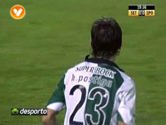 V. Setubal - 2 x Sporting - 1 de 2010/2011 Taca Portugal