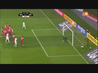 Resumo: Sporting Braga 0-2 Benfica (30 Novembro 2015)