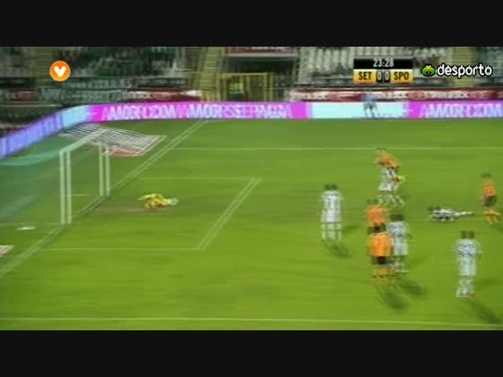 08J :: V. Setubal - 2 x Sporting - 1 de 2012/2013
