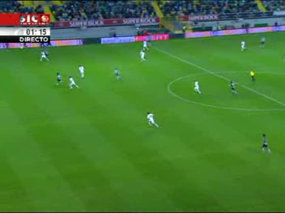 Sporting - 5 x Gent - 1 de 2010/2011 Liga Europa Uefa