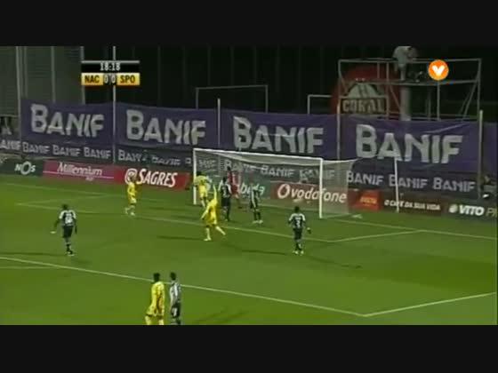 14J :: Nacional da Madeira - 0 x Sporting - 1 de 2014/2015