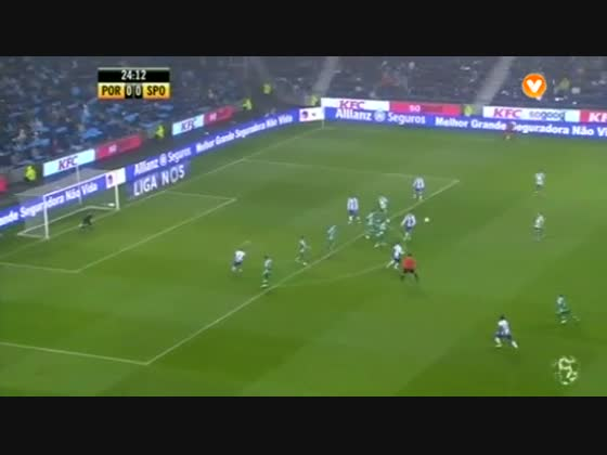 23J :: Porto - 3 x Sporting - 0 de 2014/2015