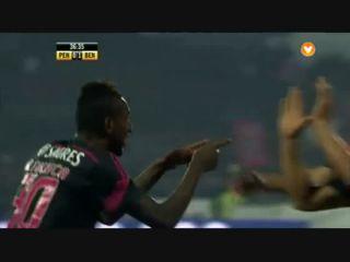 Penafiel 0-3 Benfica - Golo de Talisca (37min)