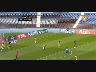 Belenenses 2-1 Estoril - Golo de Miguel Rosa (3min)