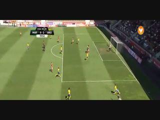 Resumo: Marítimo 1-2 Arouca (24 Abril 2016)