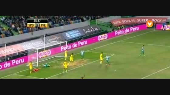 10J :: Sporting - 1 x P. Ferreira - 1 de 2014/2015