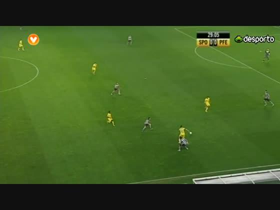 13J :: Sporting - 0 x Paços de Ferreira - 1 de 2012/2013