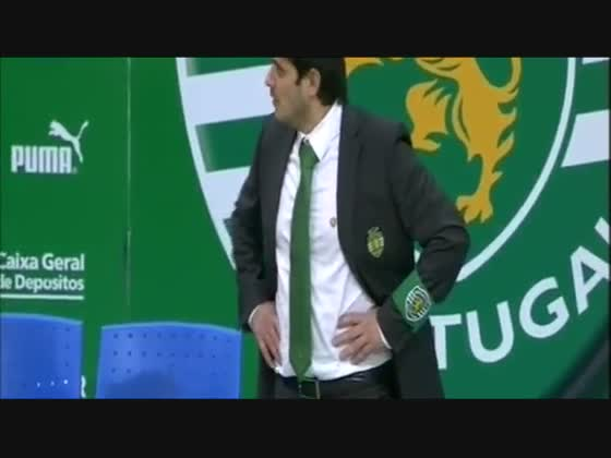 Futsal :: 12J :: Sporting - 4 x Benfica - 2 de 2012/2013
