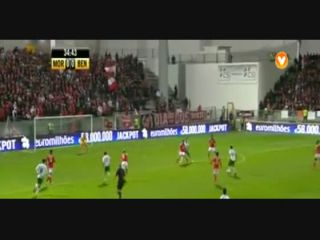 Moreirense 1-3 Benfica - Golo de João Pedro (35min)