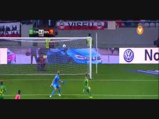 Resumo: Tondela 0-4 Benfica (30 Outubro 2015)