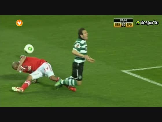 26J :: Benfica - 2 x Sporting - 0 de 2012/2013