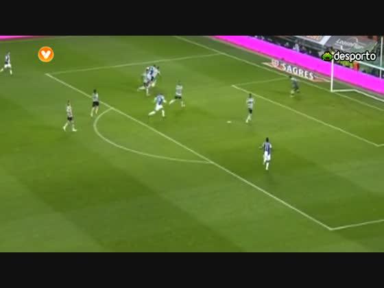 21J :: Sporting - 0 x Porto - 0 de 2012/2013