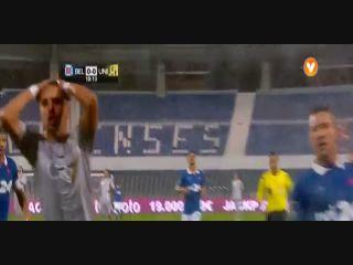 Resumo: Belenenses 1-0 União Madeira (26 Outubro 2015)