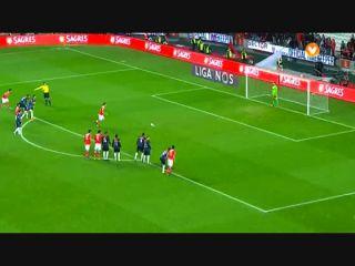 Benfica 6-0 Marítimo - Gól de Jonas (51min)