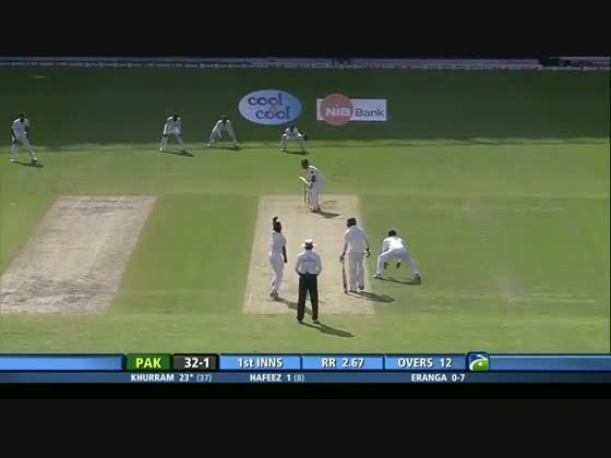 D1, 2nd Test, Sri Lanka vs Pakistan, UAE, 2013/14 - Highlights [HD]