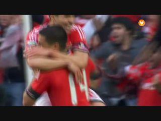 Benfica 2-0 Olhanense - Golo de Lima (57min)