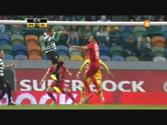 27J :: Sporting - 2 x Gil Vicente - 0 de 2013/2014