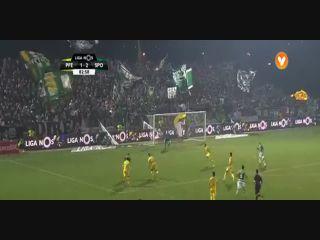 Paços Ferreira 1-3 Sporting - Gól de I. Slimani (84min)