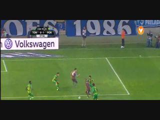 Resumo: Tondela 0-1 Porto (28 Novembro 2015)