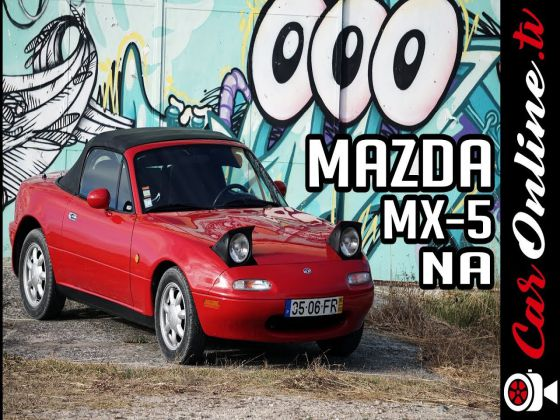 ROADSTER mais VENDIDO do MUNDO | Mazda MX-5