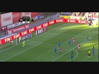 Resumo: Sporting Braga 6-0 Estoril (1 Outubro 2017)