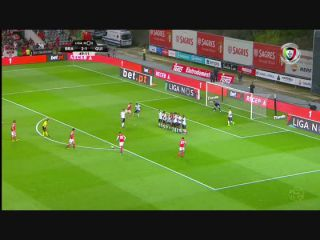 Resumo: Sporting Braga 2-1 Vitória Guimarães (17 Setembro 2017)