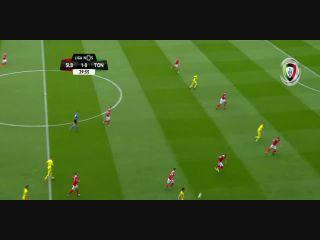 Resumo: Benfica 2-3 Tondela (28 Abril 2018)