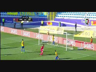 Chaves 2-0 Estoril - Golo de Willian (17min)