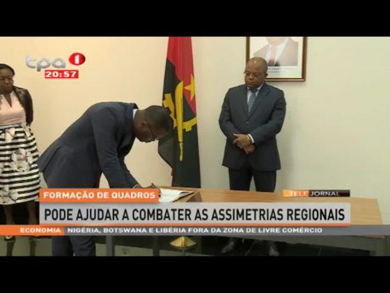 Formação de Quadros pode ajudar a Combater as Assimetrias Regionais