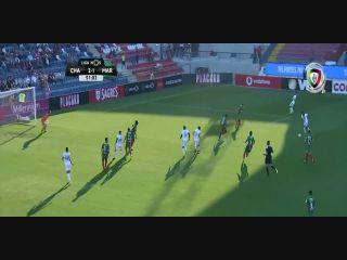 Chaves 4-1 Marítimo - Golo de Matheus Pereira (52min)