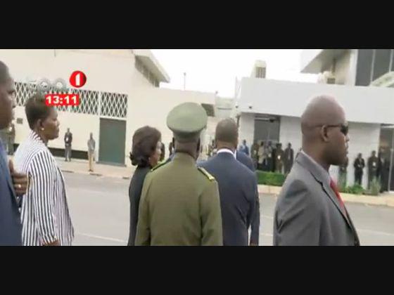 """38ª Cimeira da SADC """"PR a caminho de Windhok"""""""