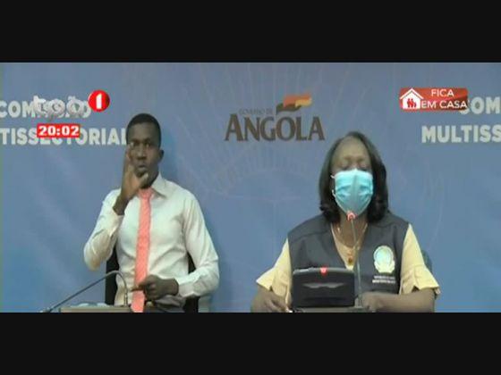 COVID-19: País regista 8 novos casos de contaminacão local