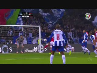 Resumo: Porto 1-0 Sporting Braga (10 Novembro 2018)