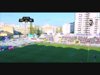 Resumo: Portimonense 1-1 Belenenses ()